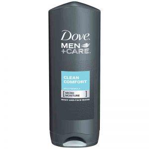 شامپو بدن و صورت داو مدل Dove Clean Comfort